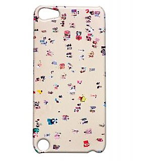Pickpattern Back Cover For Apple Ipod Touch 5 BEACHVACATIONIT5-5800