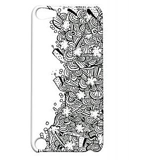 Pickpattern Back Cover For Apple Ipod Touch 5 DISASTERIT5-5776