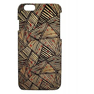 Pickpattern Back Cover For Apple Iphone 6 SHEDDESIGNI6-3412
