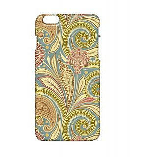 Pickpattern Back Cover For Apple Iphone 6 Plus WAVYPATTERNI6PLUS-4070