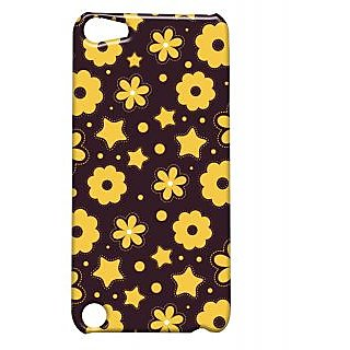 Pickpattern Back Cover For Apple Ipod Touch 5 YELLOWTINTIT5-5744
