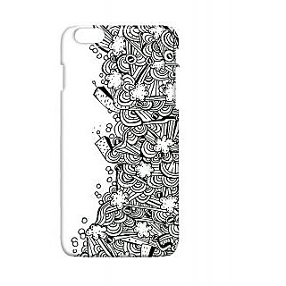 Pickpattern Back Cover For Apple Iphone 6 Plus DISASTERI6PLUS-4241