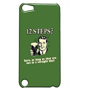 Pickpattern Back Cover For Apple Ipod Touch 5 12STEPSIT5-5502
