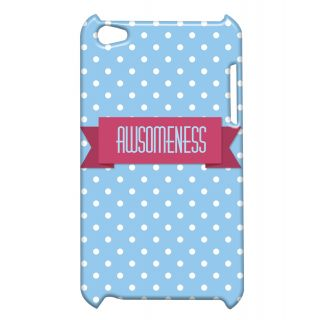 Pickpattern Back Cover For Apple Ipod Touch 4 AWESOMENESSIT4-4534