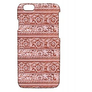 Pickpattern Back Cover For Apple Iphone 6 CARVEDWALLDESIGNI6-3325