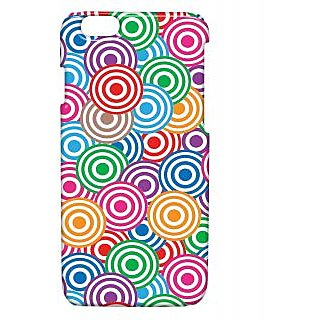 Pickpattern Back Cover For Apple Iphone 6 CHAKRII6-3293