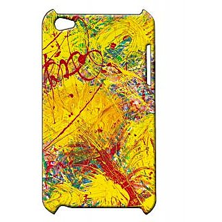 Pickpattern Back Cover For Apple Ipod Touch 4 DANCEOFLIFEIT4-4875