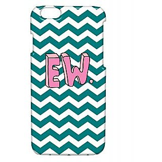 Pickpattern Back Cover For Apple Iphone 6 EWWI6-3297