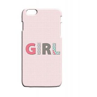 Pickpattern Back Cover For Apple Iphone 6 Plus GIRLI6PLUS-4189