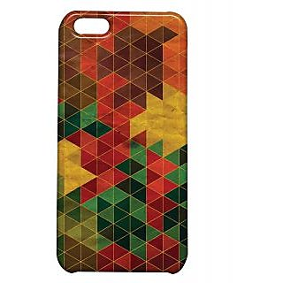 Pickpattern Back Cover For Apple Iphone 5C SYMETRICALI5C-2597