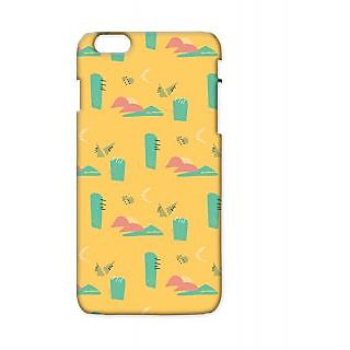 Pickpattern Back Cover For Apple Iphone 6 Plus WINDYPATTERNI6PLUS-3917