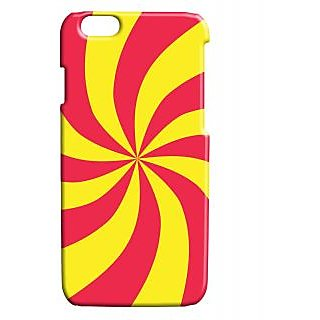 Pickpattern Back Cover For Apple Iphone 6 CARAMELI6-3460