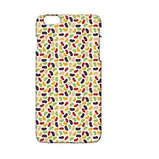 Pickpattern Back Cover For Apple Iphone 6 Plus COLOURFULKAJUI6PLUS-4152