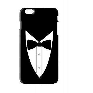 Pickpattern Back Cover For Apple Iphone 6 Plus MENBLACKI6PLUS-3940