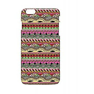 Pickpattern Back Cover For Apple Iphone 6 Plus ROPESI6PLUS-4093