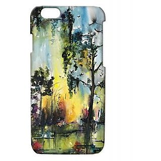Pickpattern Back Cover For Apple Iphone 6 AUTHENTICI6-2785