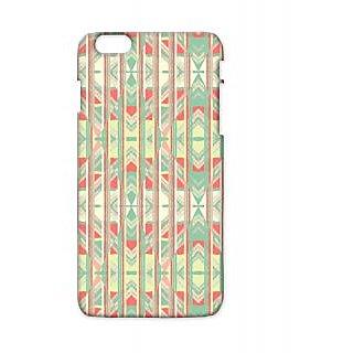 Pickpattern Back Cover For Apple Iphone 6 Plus AZTECBRIGHTI6PLUS-3540