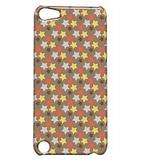 Pickpattern Back Cover For Apple Ipod Touch 5 LOVELYSTARSIT5-5615