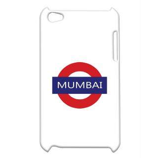 Pickpattern Back Cover For Apple Ipod Touch 4 MUMBAISTATIONIT4-5181