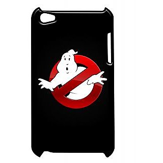 Pickpattern Back Cover For Apple Ipod Touch 4 NOPARKINGIT4-5206