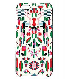 Pickpattern Back Cover For Apple Iphone 5C SAREEI5C-2223