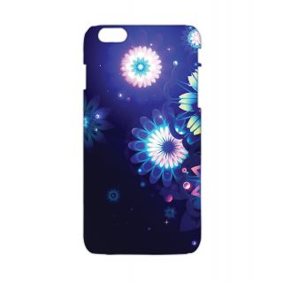 Pickpattern Back Cover For Apple Iphone 6 Plus SHINNYDARKBLUEI6PLUS-3960