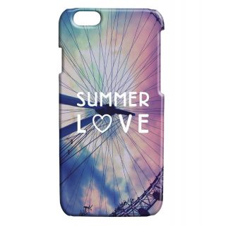 Pickpattern Back Cover For Apple Iphone 6 SUMMERLOVEI6-3368