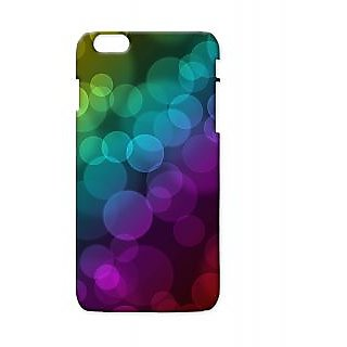 Pickpattern Back Cover For Apple Iphone 6 Plus COLOURFULCIRCULARI6PLUS-3616