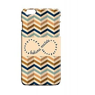 Pickpattern Back Cover For Apple Iphone 6 Plus HAKUNAMATATAI6PLUS-4190