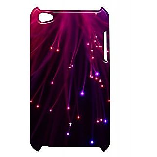 Pickpattern Back Cover For Apple Ipod Touch 4 LIGHTERSIT4-5083