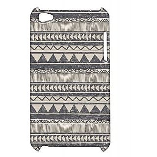 Pickpattern Back Cover For Apple Ipod Touch 4 PAINTINGAZTECIT4-4437