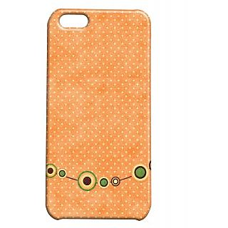 Pickpattern Back Cover For Apple Iphone 5C RAKHEEPATTERNI5C-2200