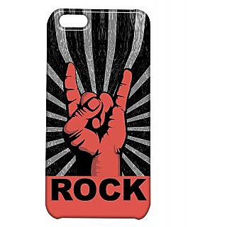 Pickpattern Back Cover For Apple Iphone 5C ROCKI5C-2462