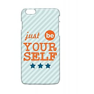 Pickpattern Back Cover For Apple Iphone 6 Plus BEYOURSELFI6PLUS-3977