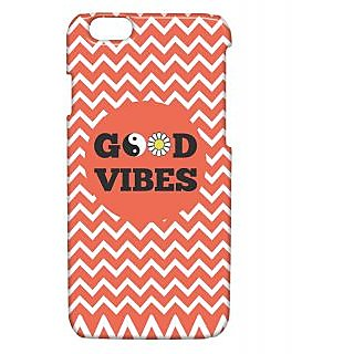 Pickpattern Back Cover For Apple Iphone 6 GOODVIBESI6-3302