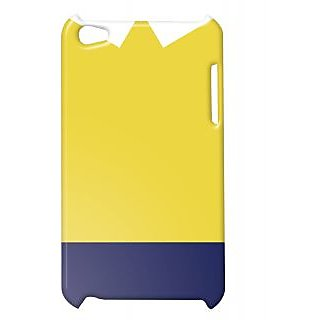 Pickpattern Back Cover For Apple Ipod Touch 4 LUCKYCHARM.JPGIT4-5116