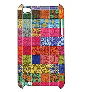 Pickpattern Back Cover For Apple Ipod Touch 4 MANYDESIGNSIT4-4619