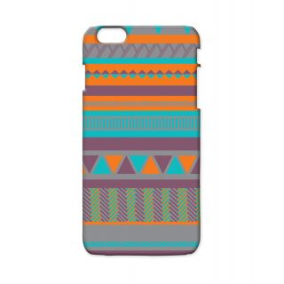 Pickpattern Back Cover For Apple Iphone 6 Plus ORANGEOBSESSIONI6PLUS-3776