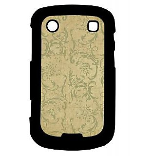 Pickpattern Back Cover For Blackberry Bold 9900 VINTAGEMAT9900-5907