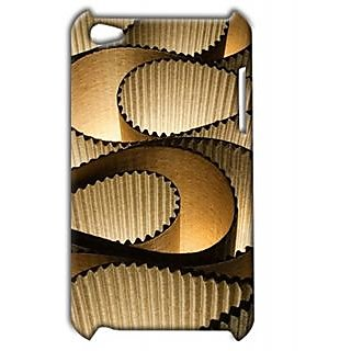 Pickpattern Back Cover For Apple Ipod Touch 4 CURVESDESIGNIT4-4864