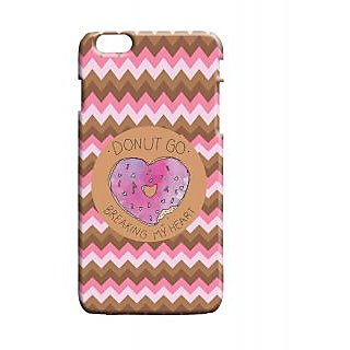 Pickpattern Back Cover For Apple Iphone 6 Plus DONUTGOI6PLUS-4184