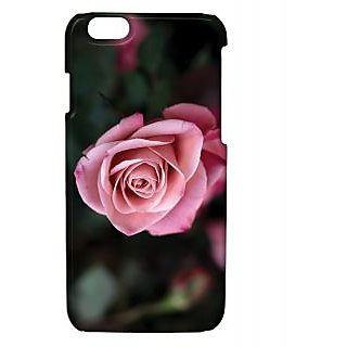 Pickpattern Back Cover For Apple Iphone 6 PINKROSEI6-3050