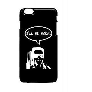 Pickpattern Back Cover For Apple Iphone 6 Plus TERMINATORI6PLUS-3879