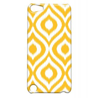 Pickpattern Back Cover For Apple Ipod Touch 5 YELLOWBEDSHEETIT5-5767