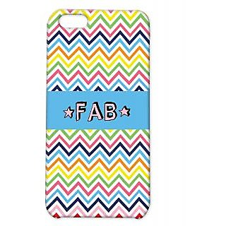 Pickpattern Back Cover For Apple Iphone 5C FABI5C-2633