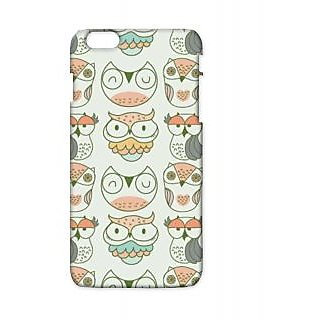 Pickpattern Back Cover For Apple Iphone 6 Plus LIGHTOWLI6PLUS-3730