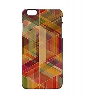 Pickpattern Back Cover For Apple Iphone 6 Plus MIXEDCOLORDESIGNI6PLUS-3756