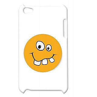Pickpattern Back Cover For Apple Ipod Touch 4 SEEIFOOLEDYOUIT4-5329