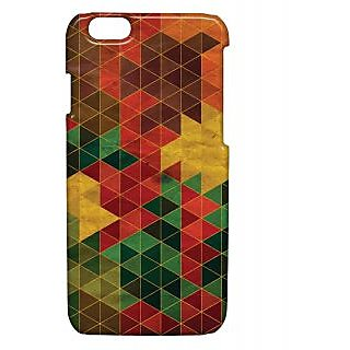 Pickpattern Back Cover For Apple Iphone 6 SYMETRICALI6-3350