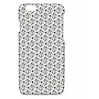 Pickpattern Back Cover For Apple Iphone 6 THINBRANCHI6-3451